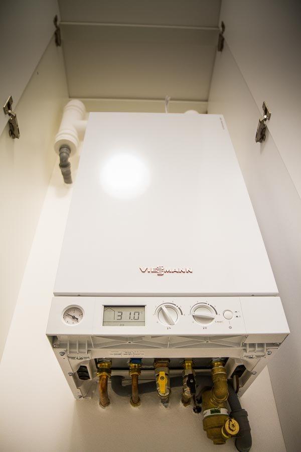 Controllo e manutenzione della caldaia - Caldaia manutenzione ...